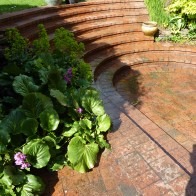 Bespoke garden feature in Sheffield U.K.